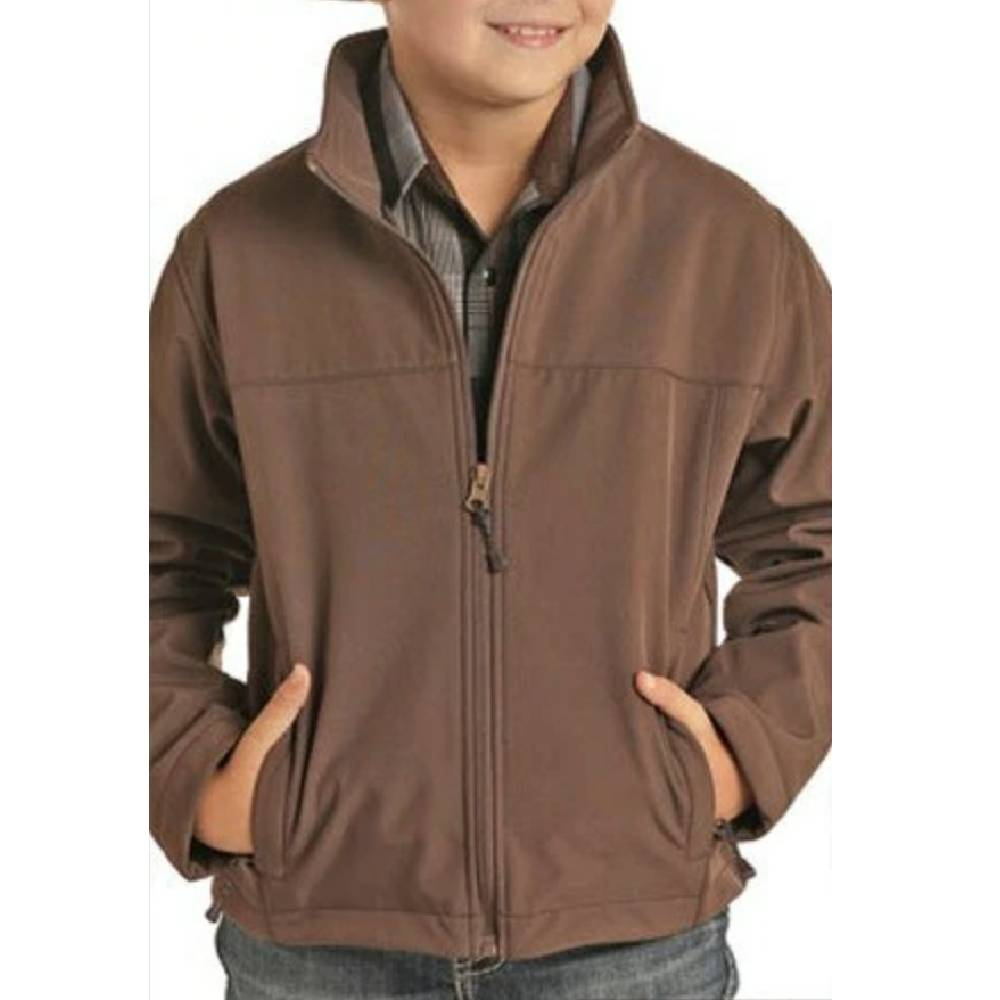 Powder River Youth Softshell Jacket KIDS - Boys - Clothing - Outerwear - Jackets Panhandle Teskeys