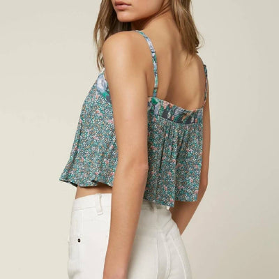 O'Neill Violet Top WOMEN - Clothing - Tops - Sleeveless La Jolla Sport USA DBA O'Neill Teskeys