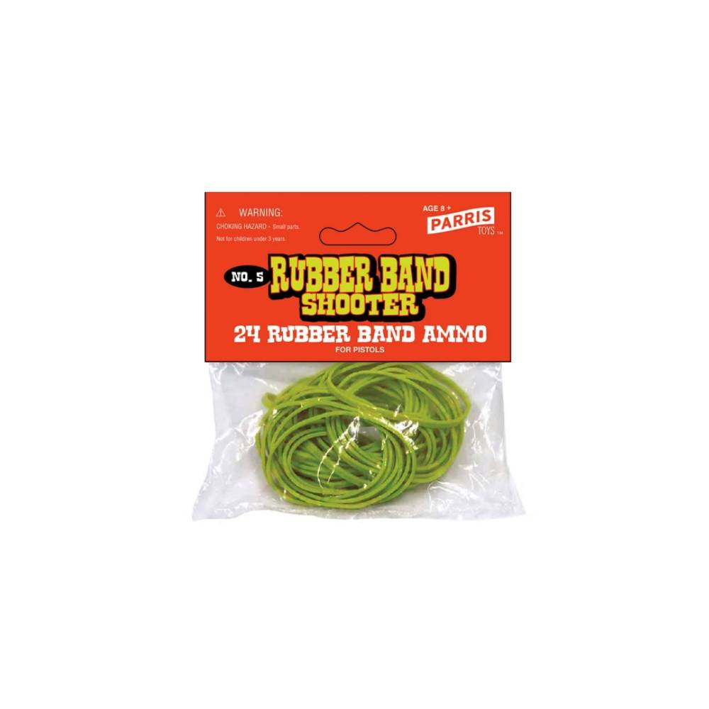 Rubber Band Ammo KIDS - Accessories - Toys Parris Toys Teskeys