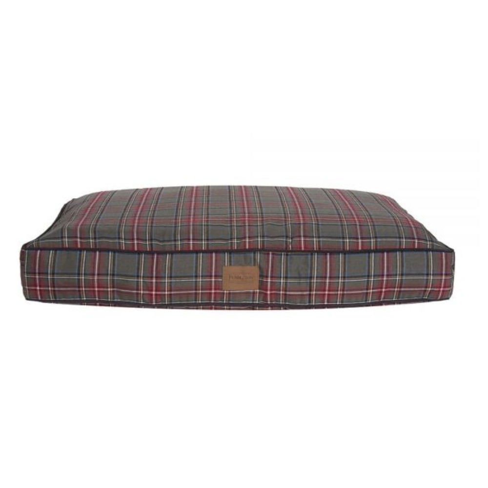 Pendleton Pet Grey Stewart Plaid Pet Napper FARM & RANCH - Animal Care - Pets - Accessories - Kennels & Beds PENDLETON Teskeys