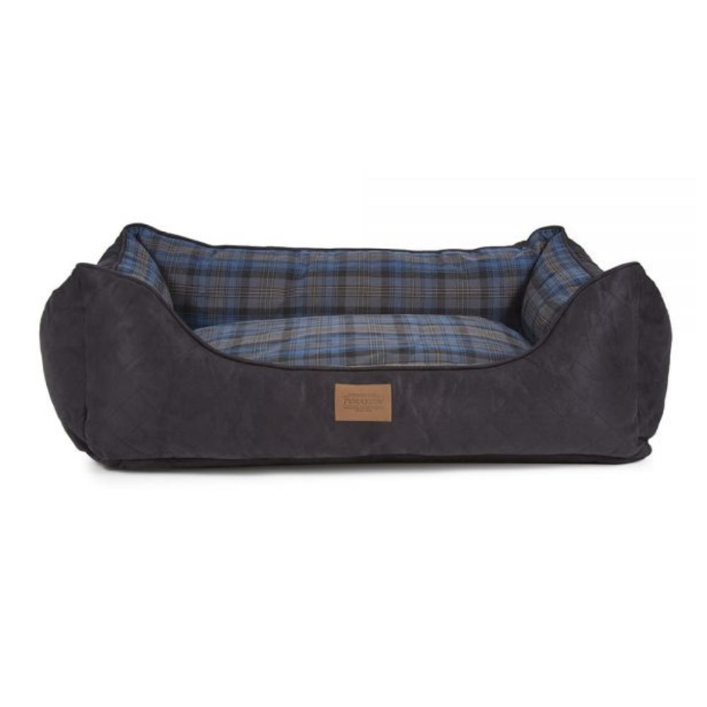 Pendleton Pet Crescent Lake Plaid Kuddler FARM & RANCH - Animal Care - Pets - Accessories - Kennels & Beds PENDLETON Teskeys