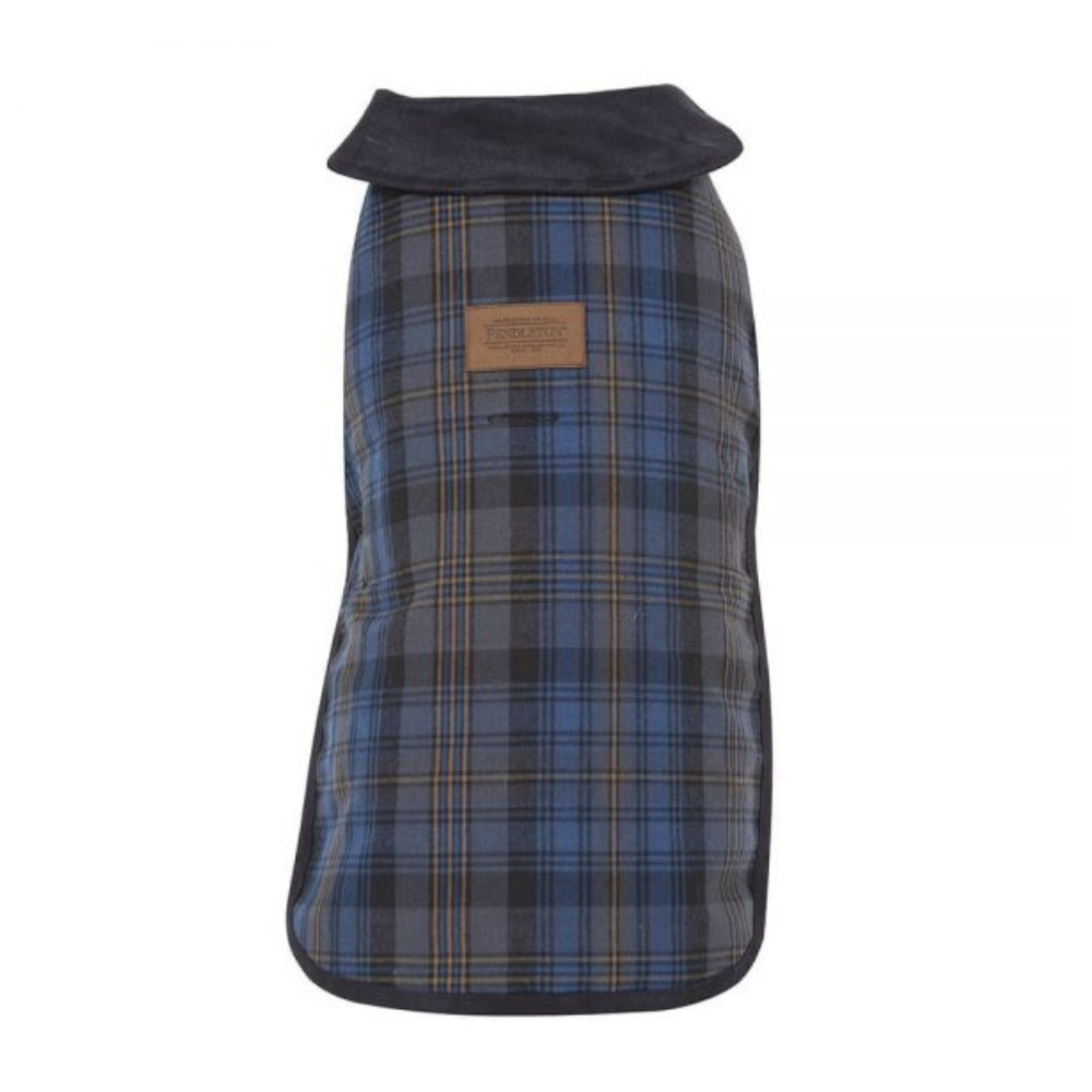 Pendleton Pet Crescent Lake Plaid Dog Coat FARM & RANCH - Animal Care - Pets - Accessories - Kennels & Beds PENDLETON Teskeys