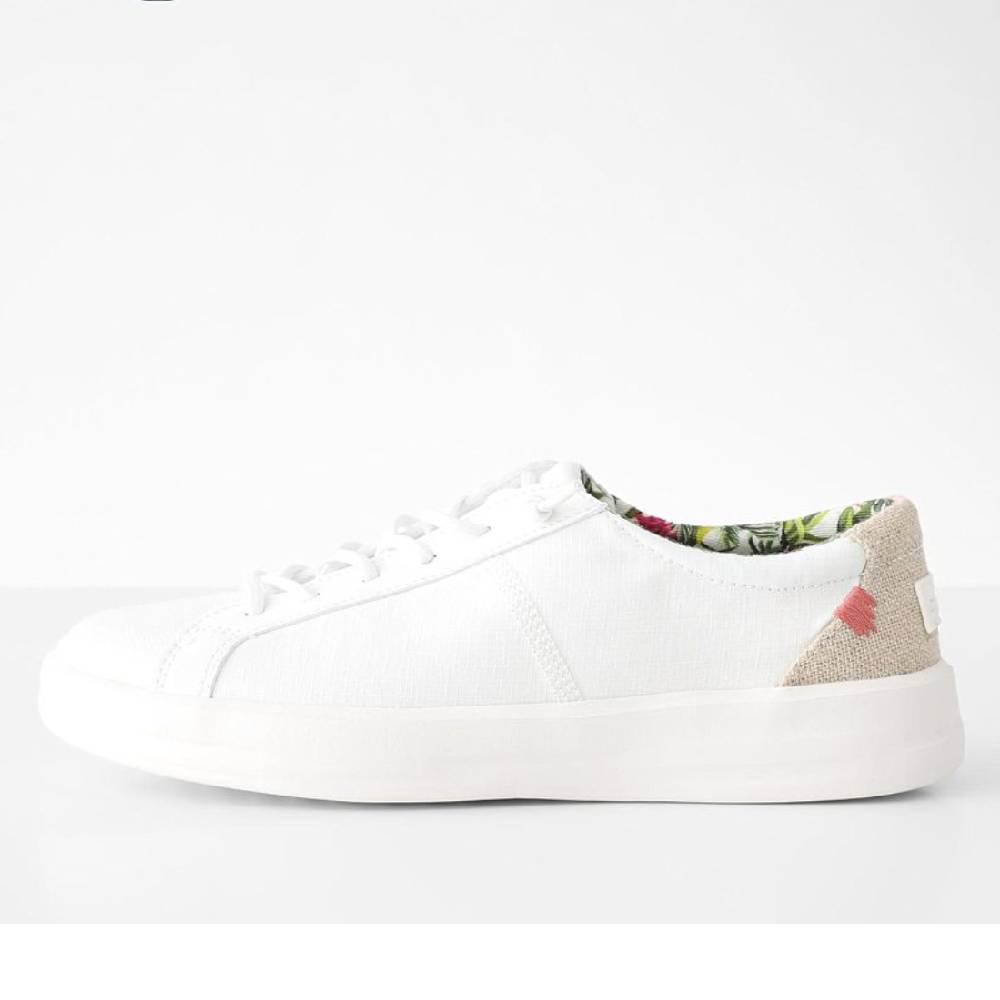 Hey Dude Women's Karina - Natural Coconut White WOMEN - Footwear - Casuals HEY DUDE Teskeys