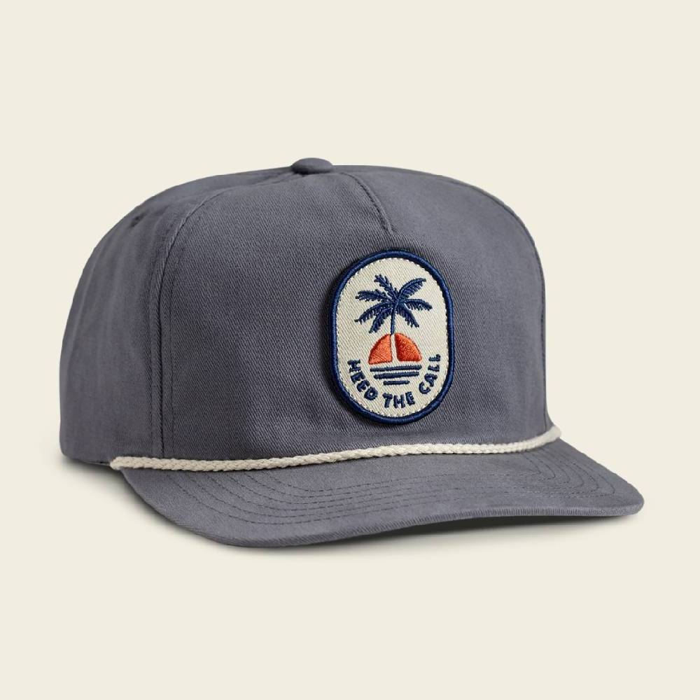 Howler Sunset Snapback Cap HATS - BASEBALL CAPS HOWLER BROS Teskeys