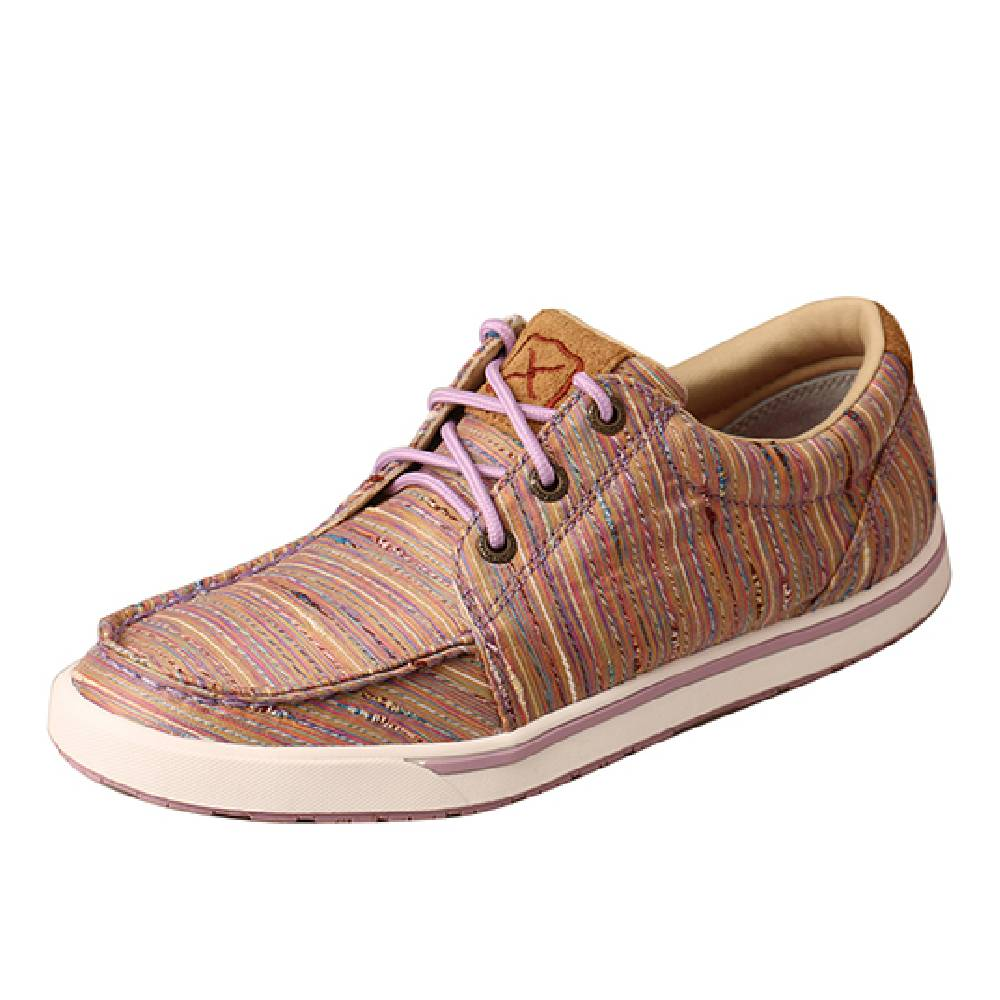 Twisted X Kicks Lilac/Multi WOMEN - Footwear - Casuals TWISTED X Teskeys