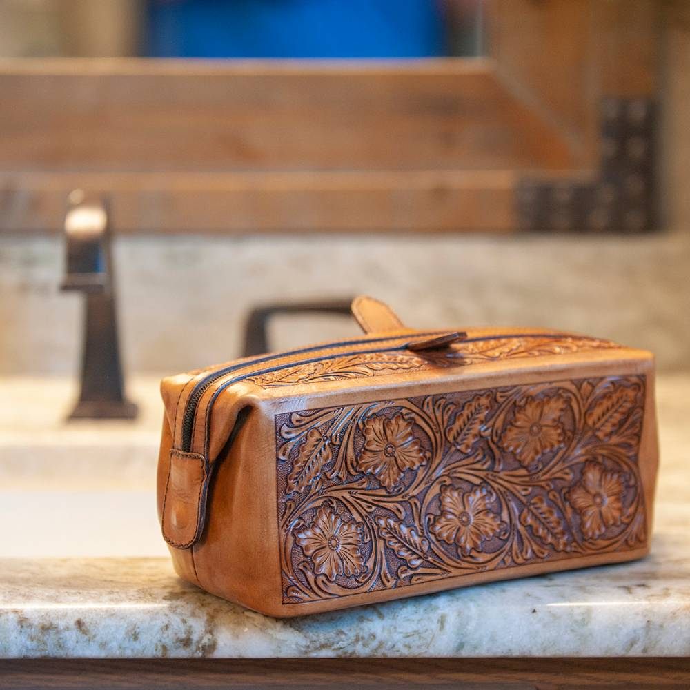 Cashel Shaving Kit Bag
