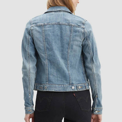 Levi Original Trucker Denim Jacket WOMEN - Clothing - Outerwear - Jackets LEVI STRAUSS & CO Teskeys