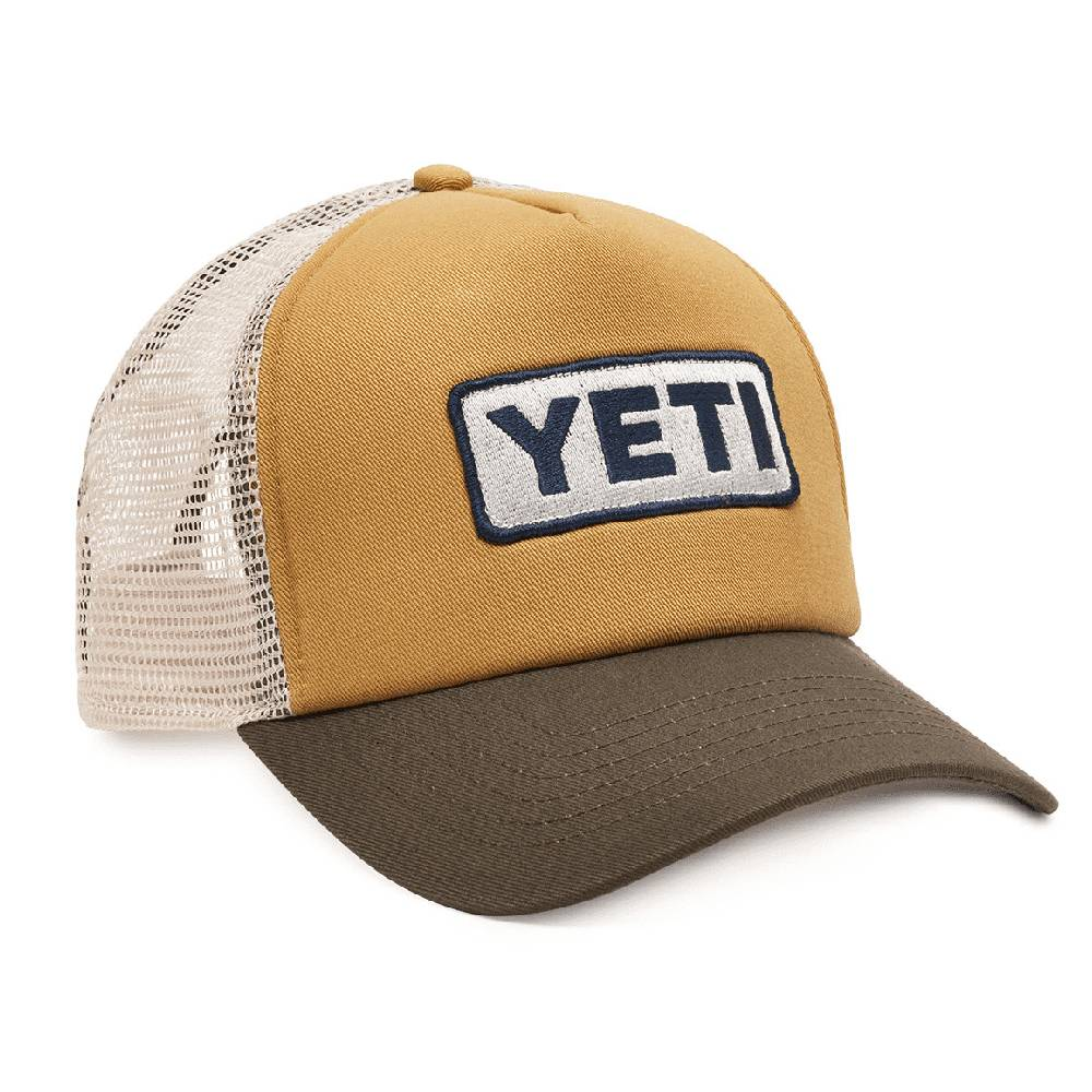 Yeti Big Bend Trucker Cap HOME & GIFTS - Yeti YETI Teskeys