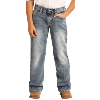 Rock & Roll Denim Boy's Reflex BB Gun Jeans KIDS - Boys - Clothing - Jeans Panhandle Teskeys
