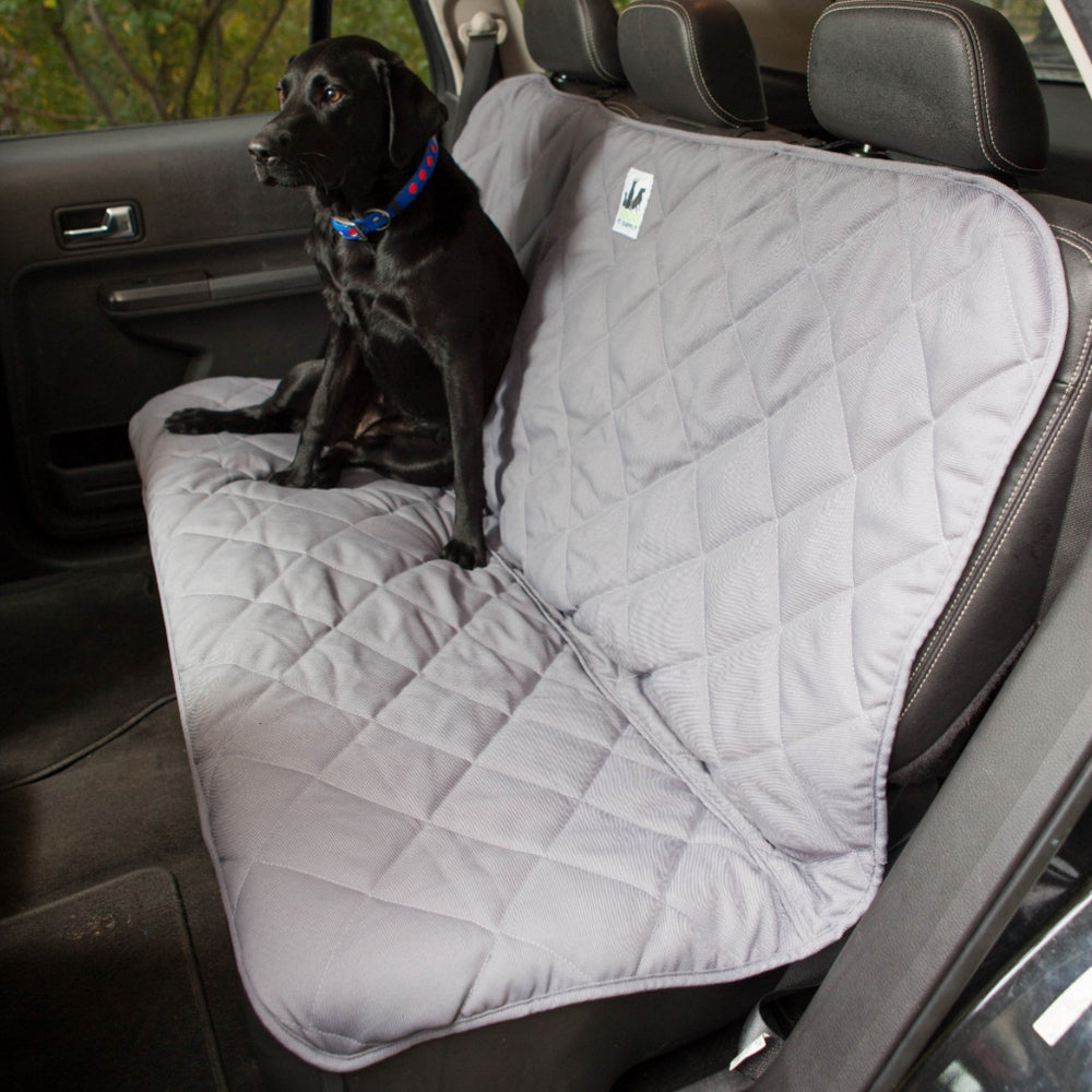 3 Dog Back Seat Protector FARM & RANCH - Animal Care - Pets - Accessories - Kennels & Beds 3 Dog Pet Supply Teskeys