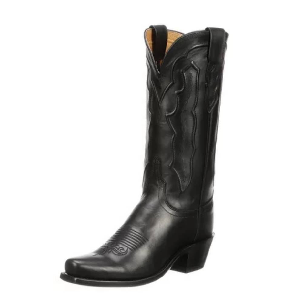 Lucchese Womens Ranch Hand Boot - FINAL SALE WOMEN - Footwear - Boots - Western Boots LUCCHESE BOOT CO. Teskeys