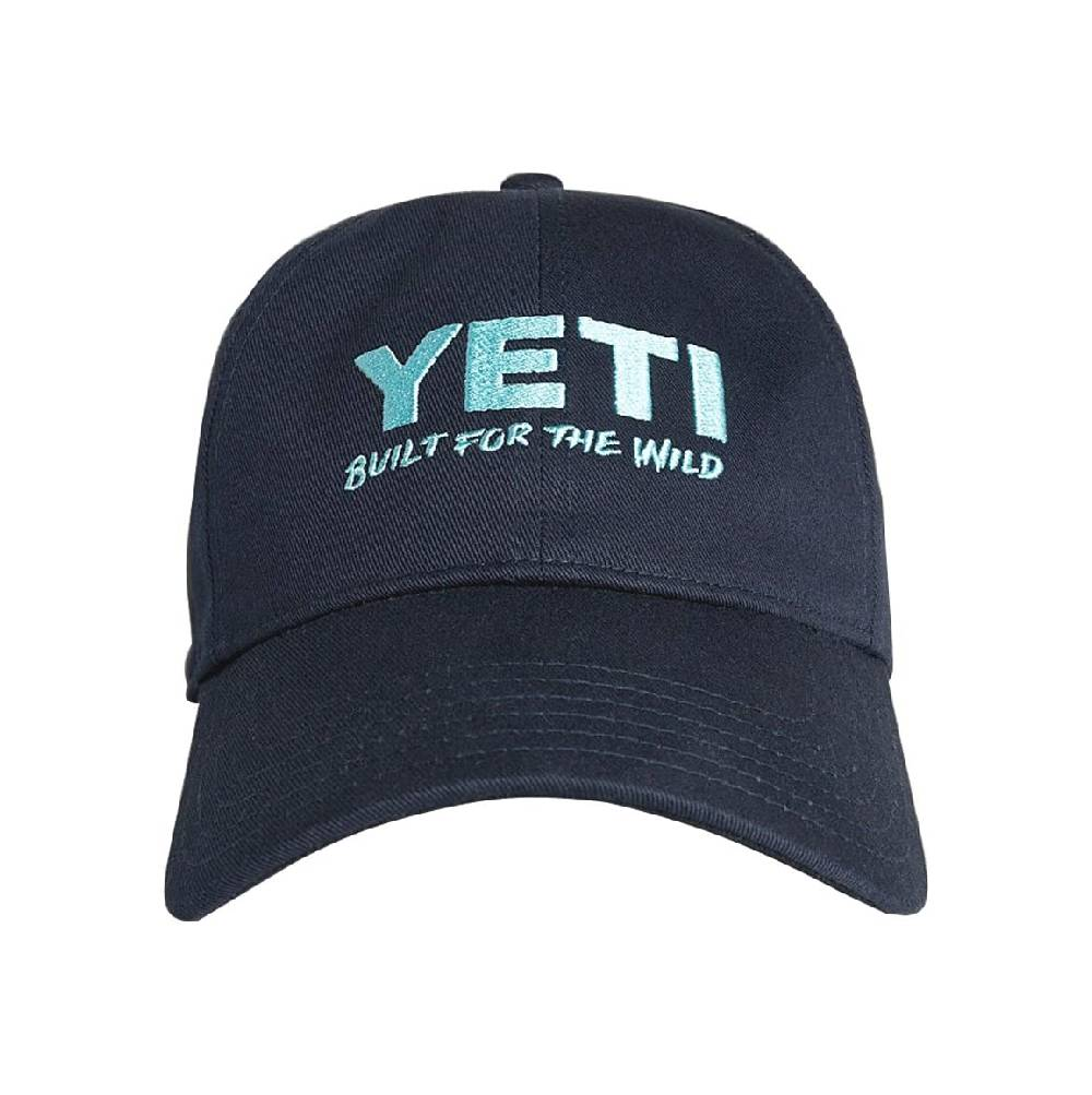 Yeti Lifestyle Low Pro Cap - Navy HOME & GIFTS - Yeti YETI Teskeys