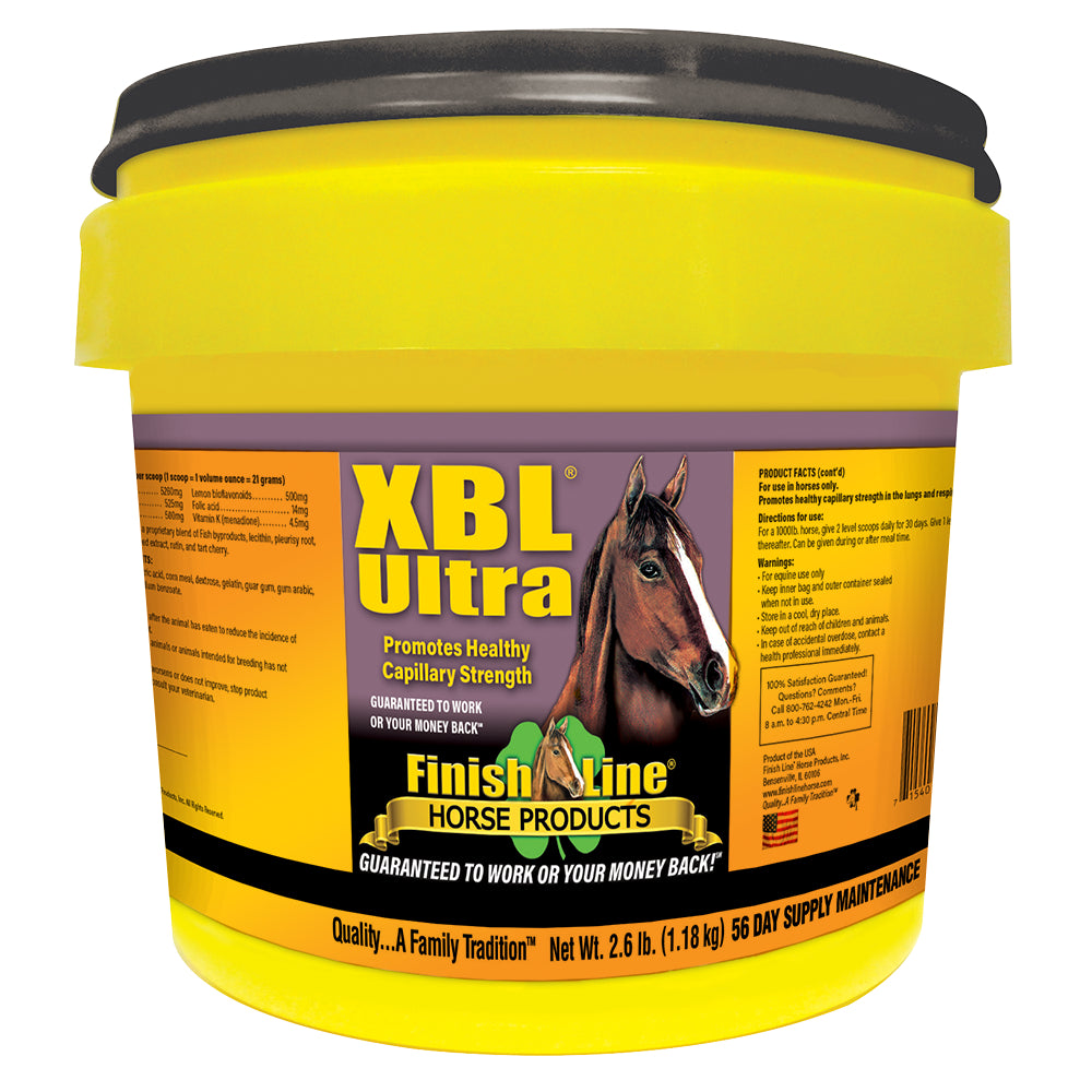 Finish Line XBL Ultra Farm & Ranch - Animal Care - Equine - Supplements Finish Line Teskeys
