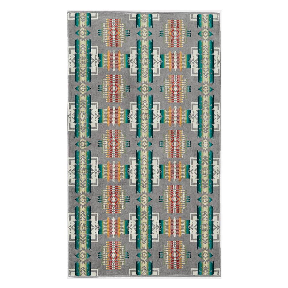 Pendleton Chief Joseph Grey Spa Towel HOME & GIFTS - Bath & Body - Towels PENDLETON Teskeys