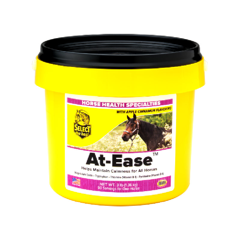 At-Ease FARM & RANCH - Animal Care - Equine - Supplements - Calming Select the Best Teskeys