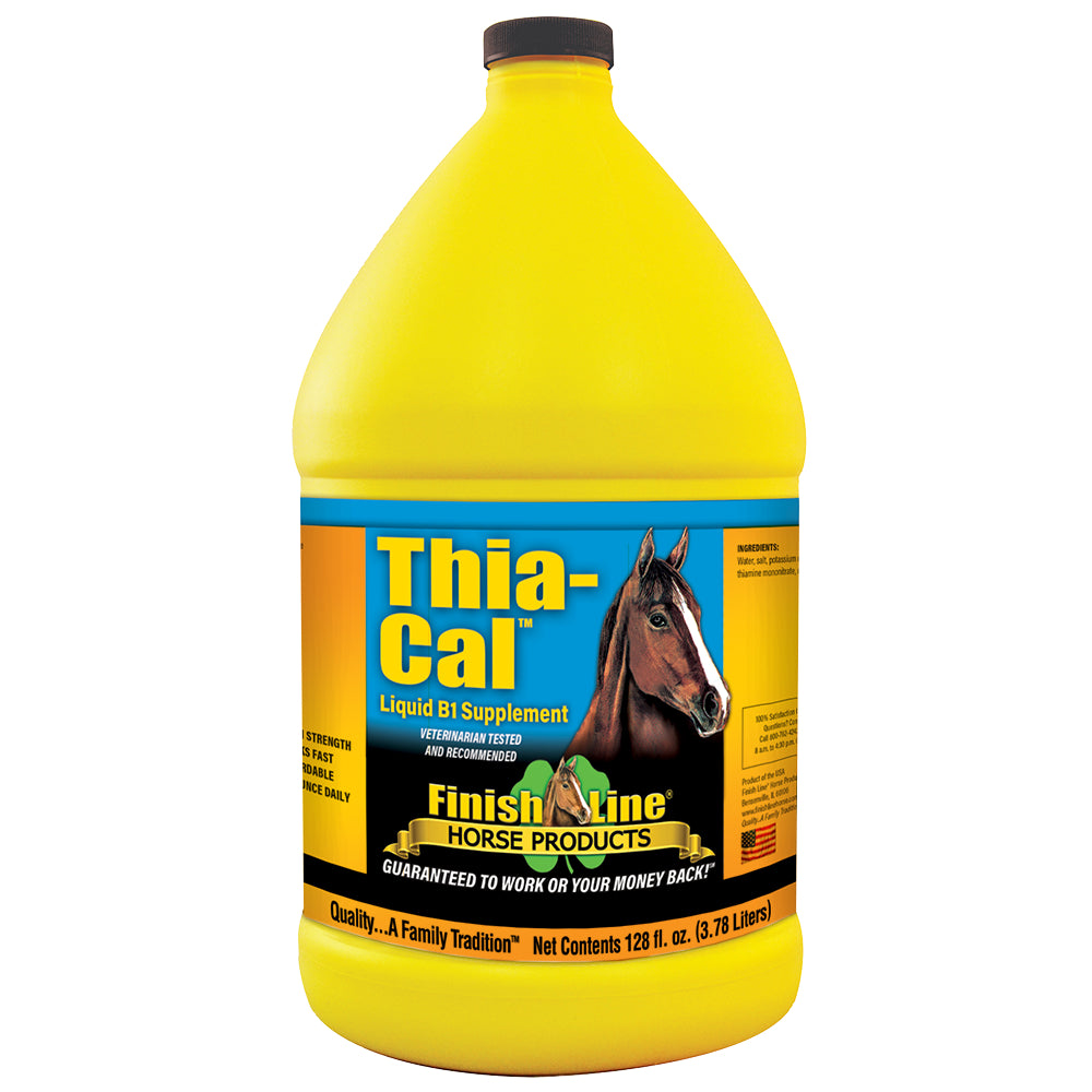 Thia-Cal FARM & RANCH - Animal Care - Equine - Supplements - Calming Finish Line Teskeys