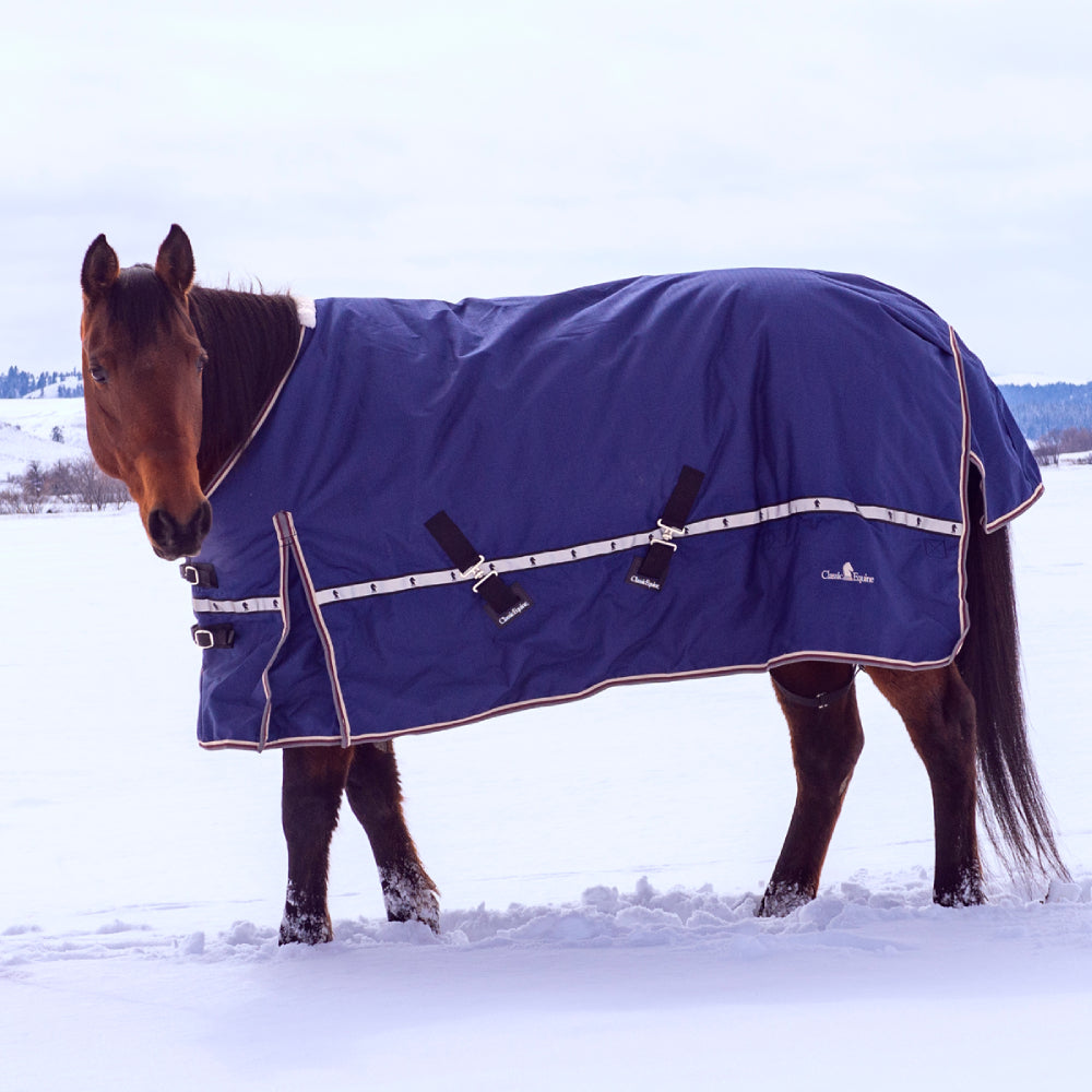 Classic Equine 10k Cross Trainer Blanket Tack - Blankets & Sheets - Turnout Classic Equine Teskeys