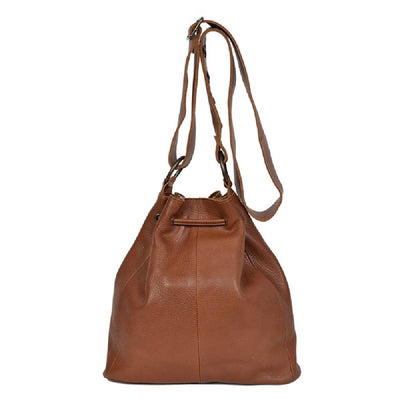 STS Ranchwear Large Cowhide Bucket Bag WOMEN - Accessories - Handbags - Shoulder Bags STS Ranchwear Teskeys