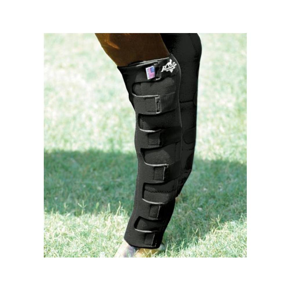 Professional's Choice Nine Pocket Ice Boot Tack - Leg Protection - Rehab & Travel Professional's Choice Teskeys