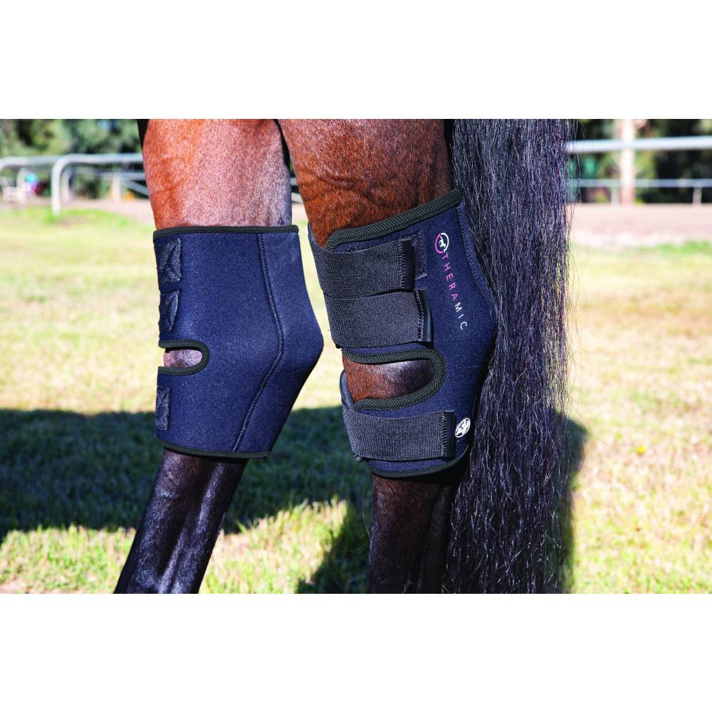 Professional's Choice Theramic Hock Boots Tack - Leg Protection - Rehab & Travel Professional's Choice Teskeys