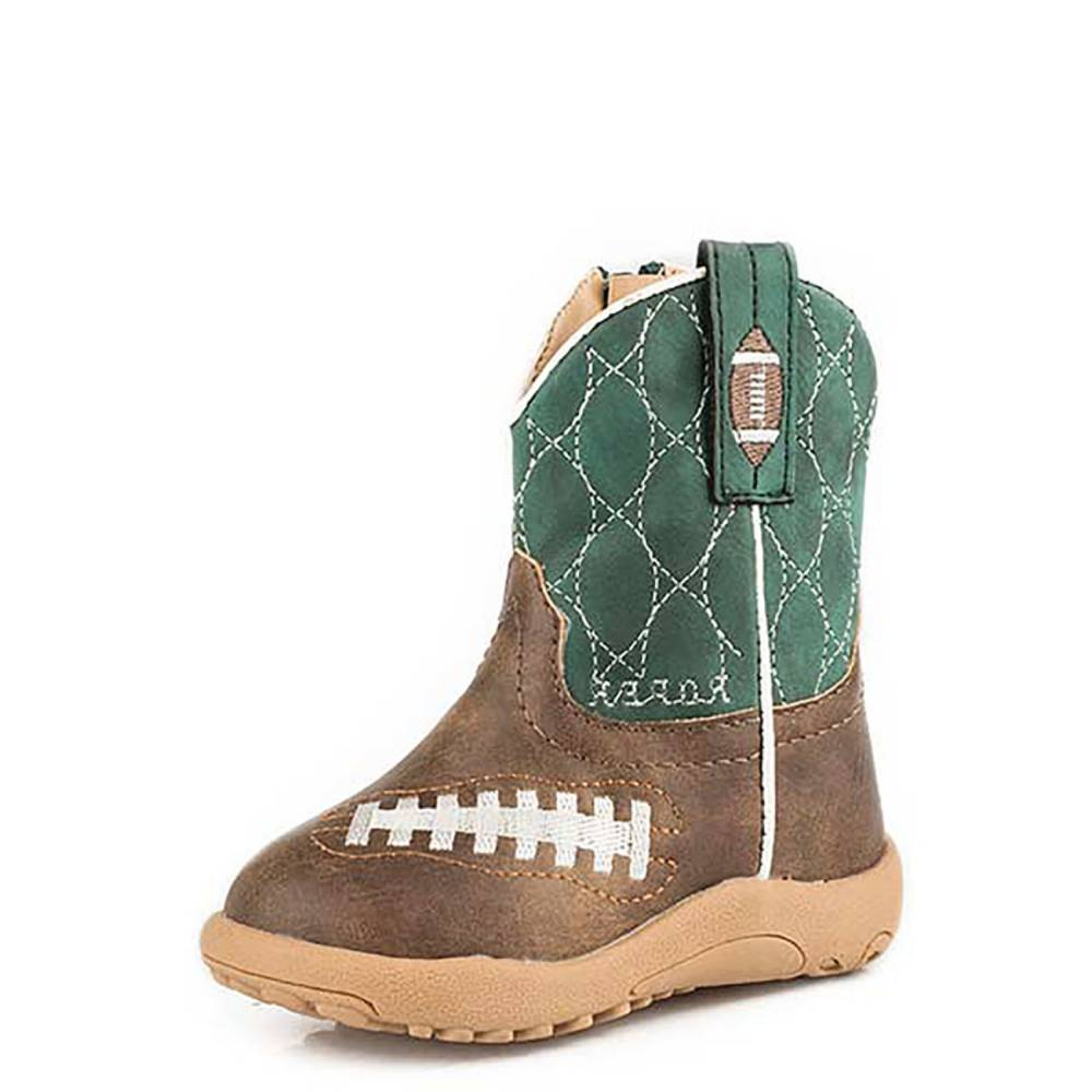 Roper Infant Friday Nights Boot KIDS - Baby - Baby Footwear ROPER APPAREL & FOOTWEAR Teskeys