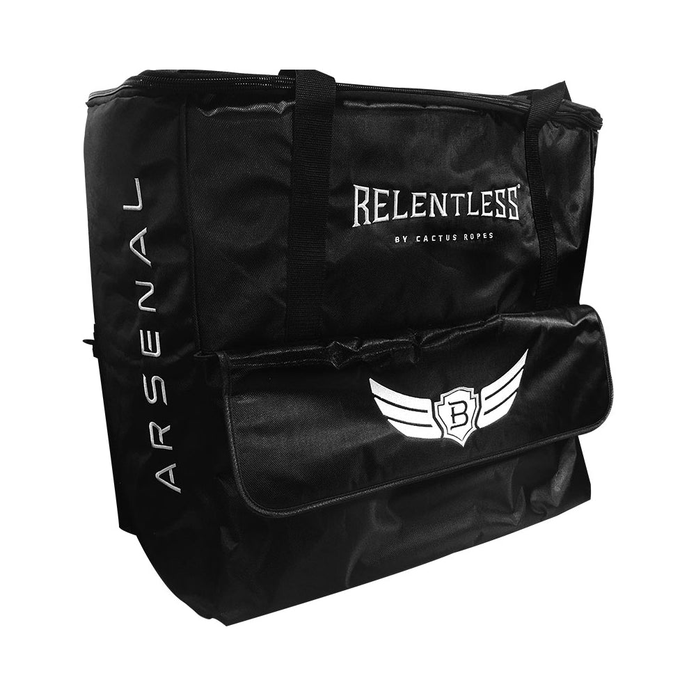 Relentless Arsenal Rope Bag Tack - Ropes & Roping - Rope Bags RELENTLESS Teskeys