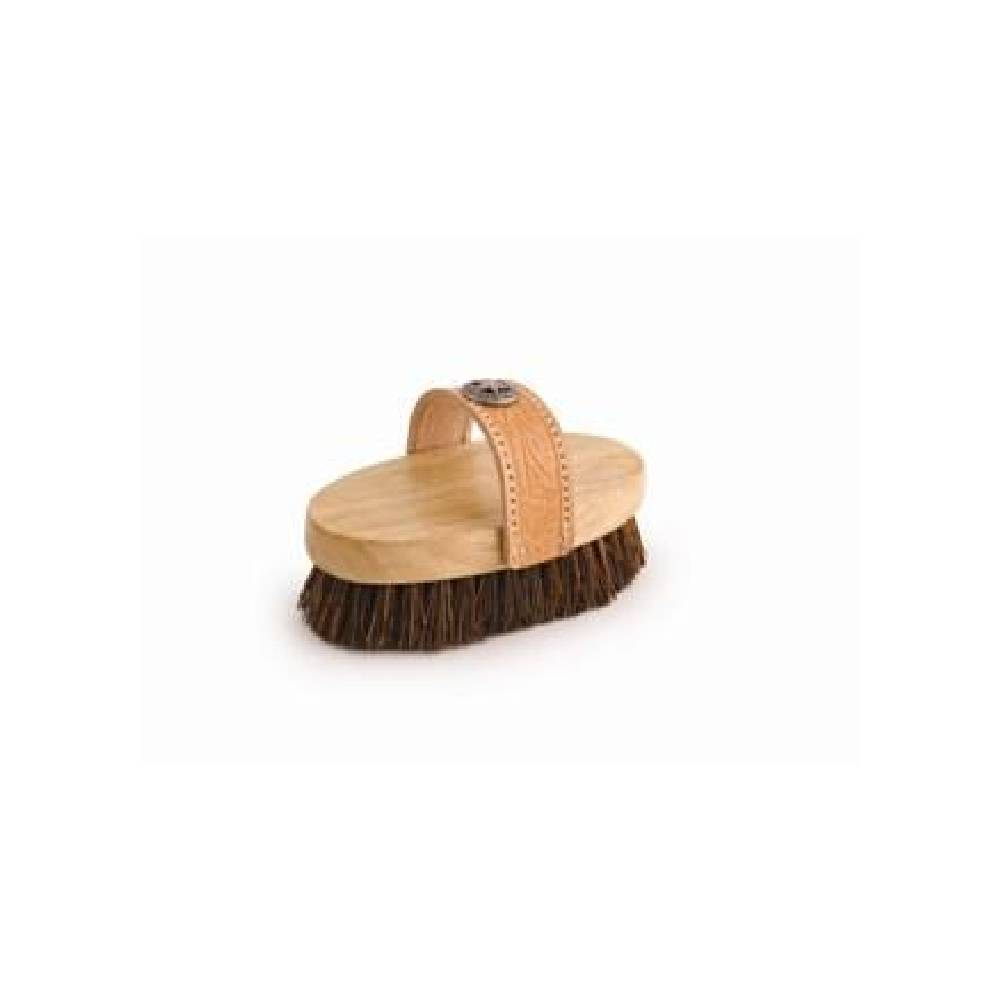 Legends Western-Style Strap-Back Brush - Cowboy Palmyra Farm & Ranch - Animal Care - Equine - Grooming - Brushes & combs Desert Equestrian Teskeys