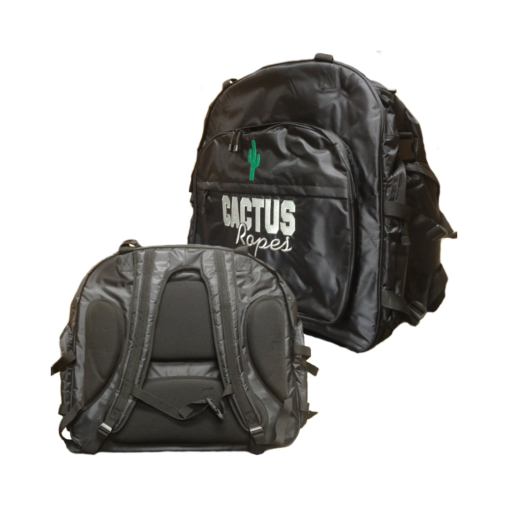 Cactus Excursion Rope Bag Tack - Ropes & Roping - Rope Bags Cactus Teskeys