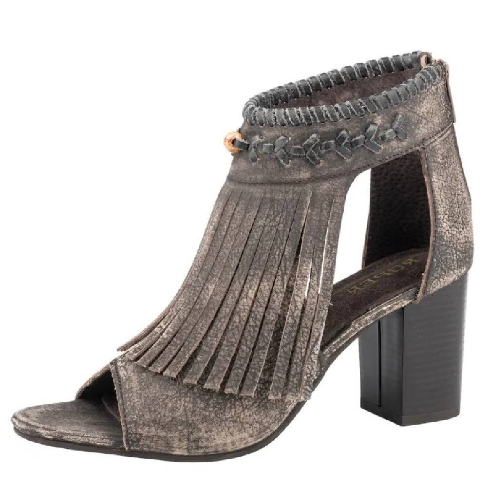 Roper Bettina Mule Shoe WOMEN - Footwear - Heels & Wedges ROPER APPAREL & FOOTWEAR Teskeys