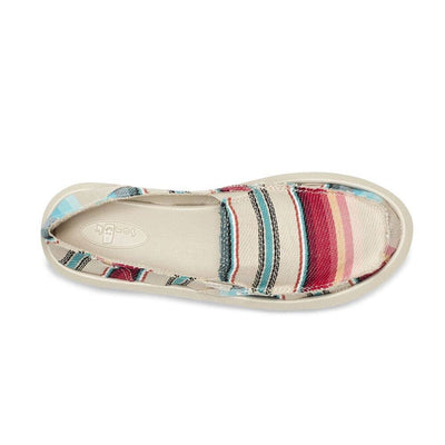 Sanuk Women's Donna Blanket - White Blanket WOMEN - Footwear - Casuals SANUK Teskeys
