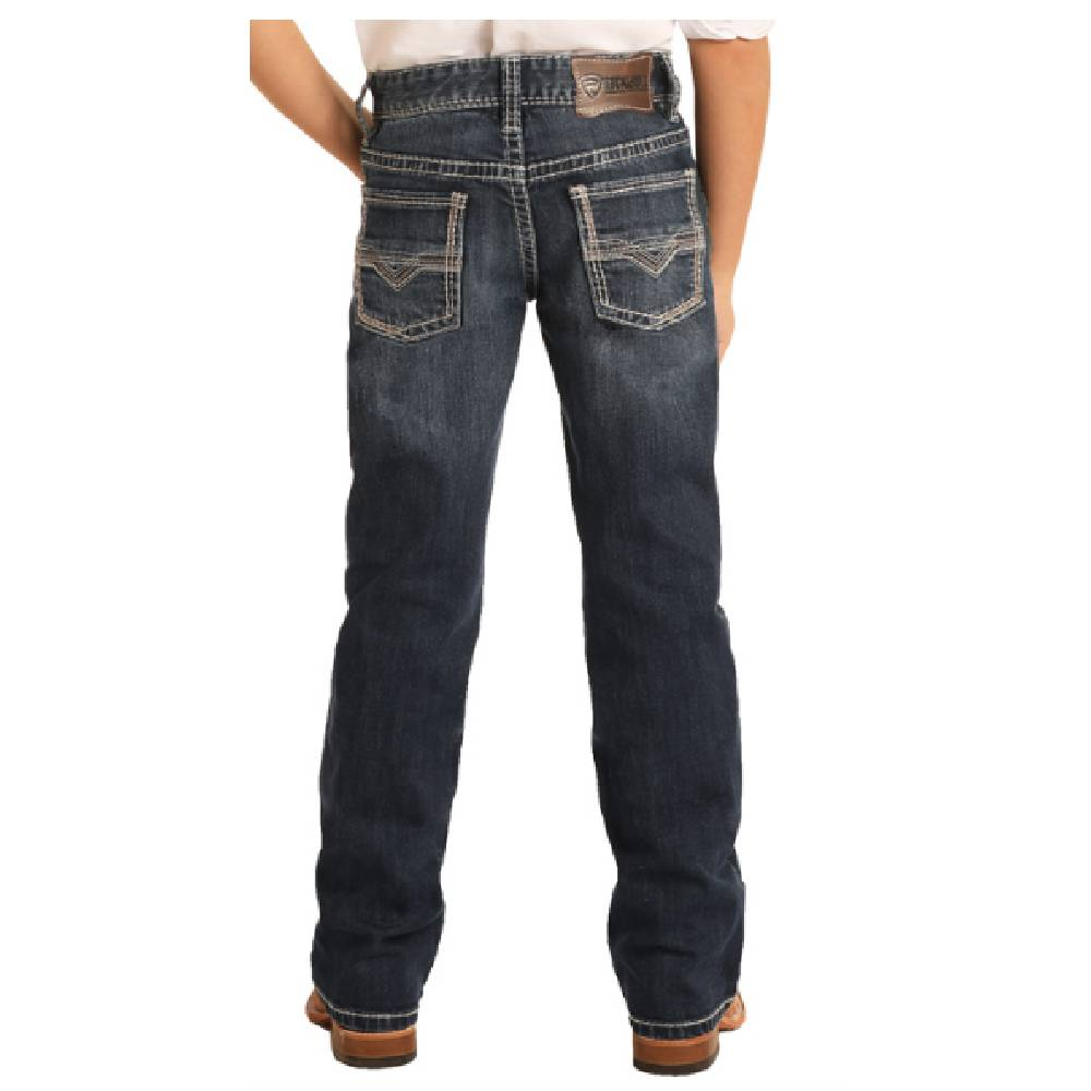 Rock & Roll Denim Boy's BB Gun Medium Vintage Jeans KIDS - Boys - Clothing - Jeans Panhandle Teskeys