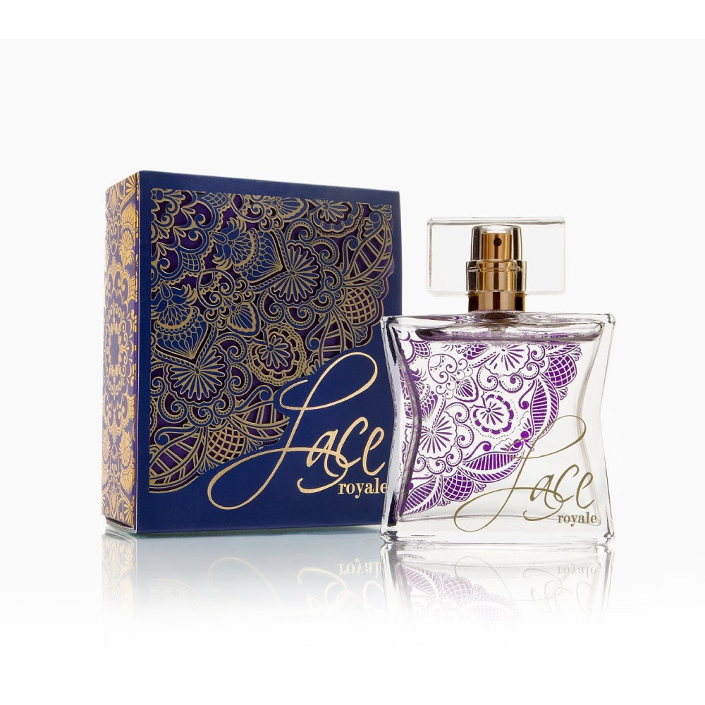 Lace Royale Perfume Spray 1.7 oz HOME & GIFTS - Bath & Body - Perfume TRU FRAGRANCE Teskeys
