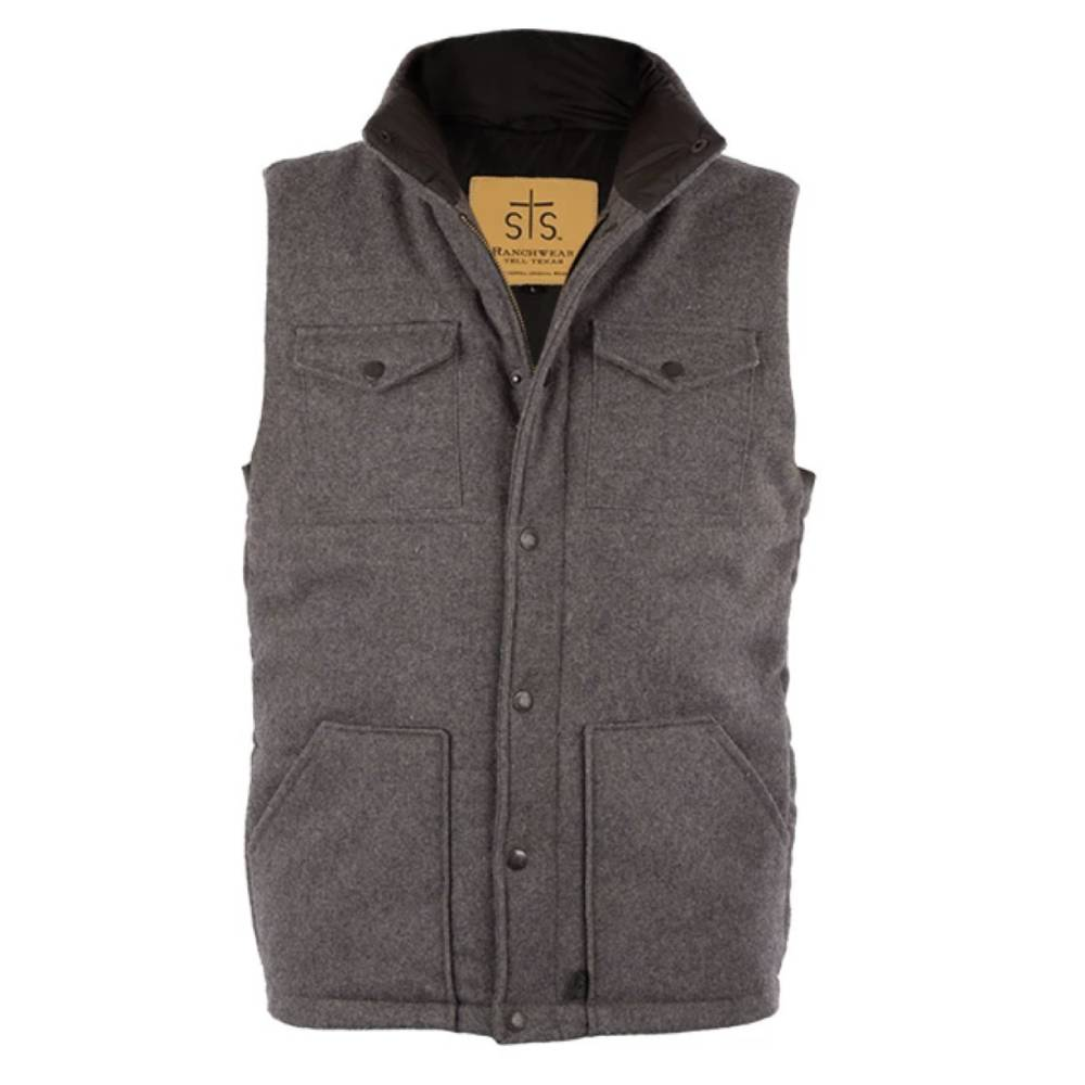 STS Ranchwear Bodie Vest MEN - Clothing - Outerwear - Vests STS Ranchwear Teskeys