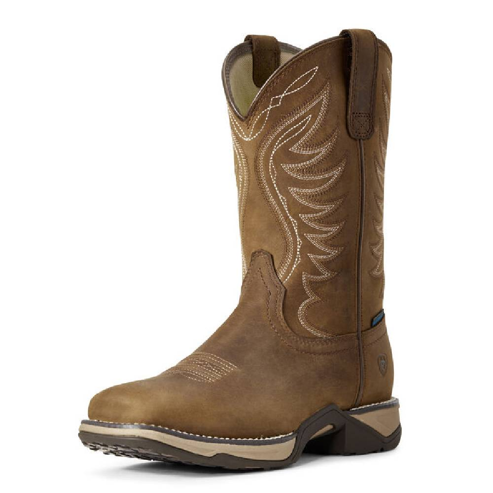 Anthem Waterproof Western Boot WOMEN - Footwear - Boots - Work Boots Ariat Footwear Teskeys