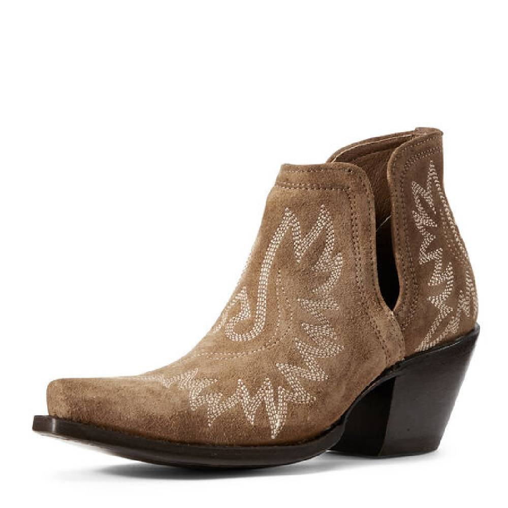 Ariat Dixon Dijon Western Bootie WOMEN - Footwear - Boots - Booties Ariat Footwear Teskeys