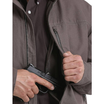 Cinch Concealed Carry Canvas Jacket MEN - Clothing - Outerwear - Jackets CINCH Teskeys