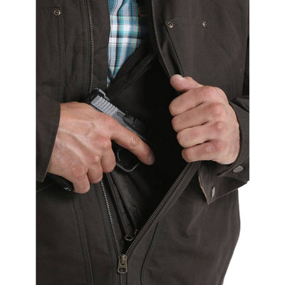 Cinch Concealed Carry Contender Jacket MEN - Clothing - Outerwear - Jackets CINCH Teskeys