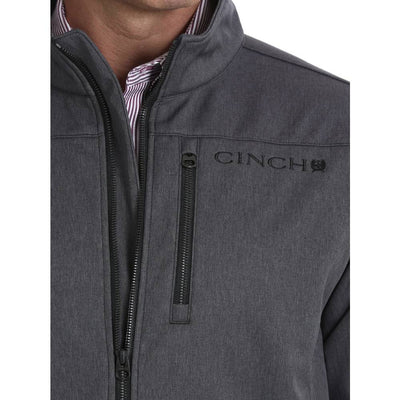 Cinch Textured Bonded Jacket MEN - Clothing - Outerwear - Jackets CINCH Teskeys