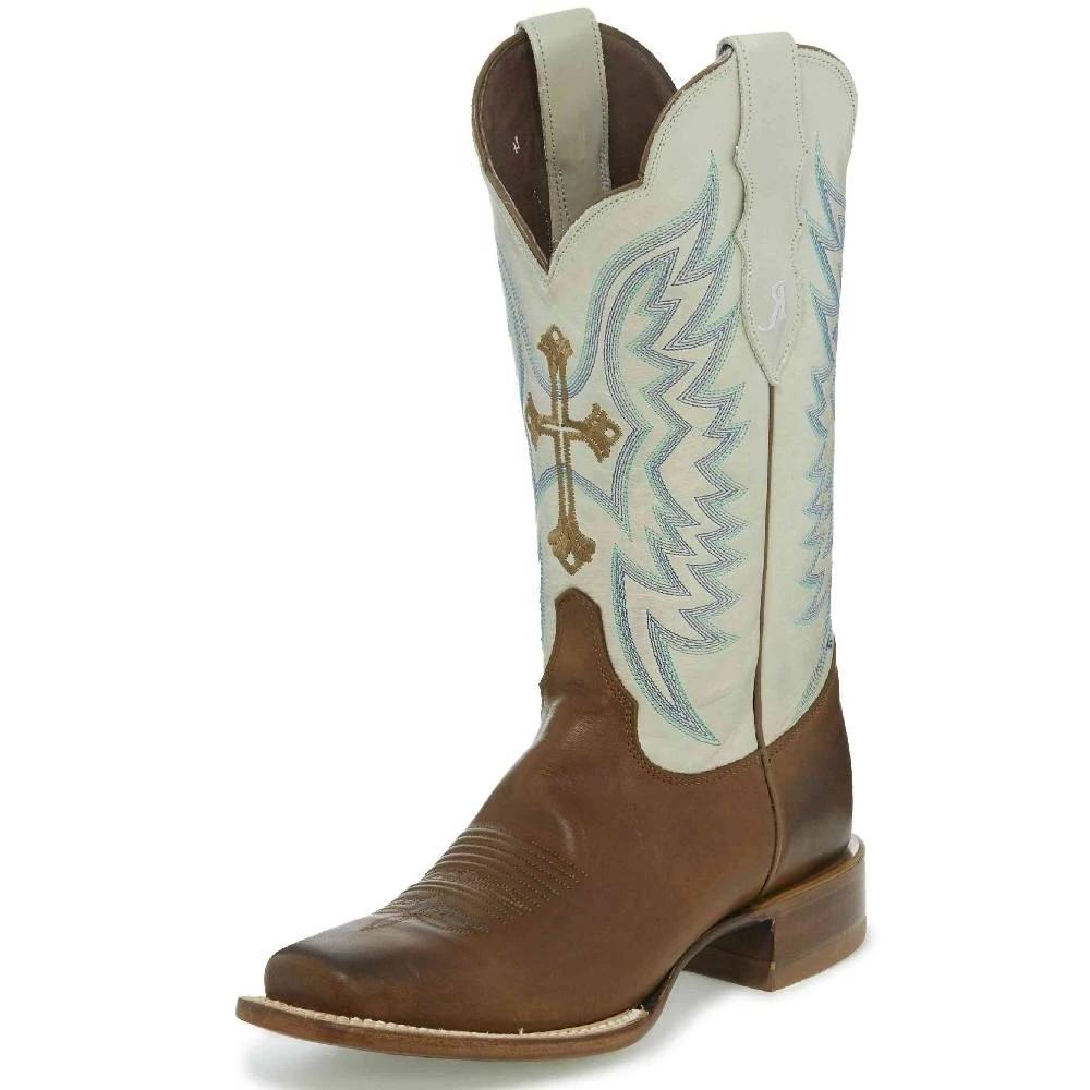 Reb by Justin Silky Boot