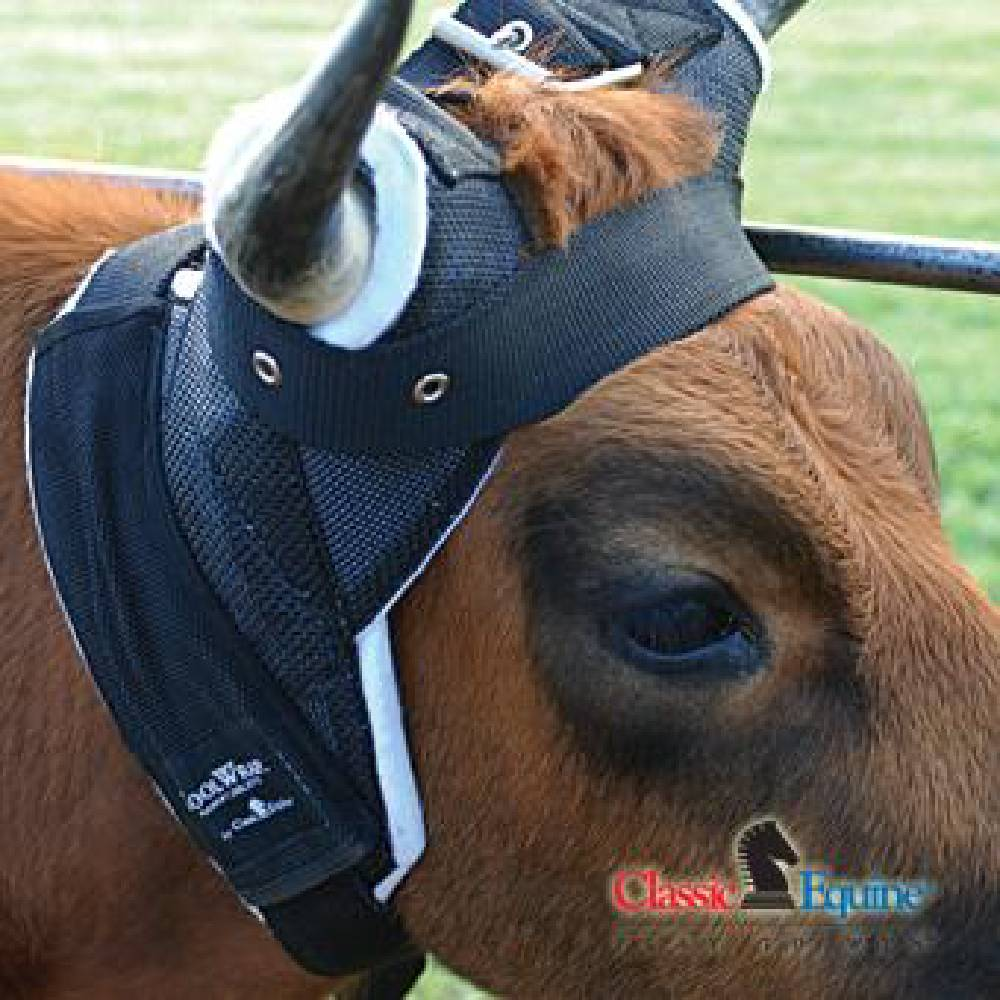 Clear Vision Cool Wrap Horn Wraps Tack - Ropes & Roping Classic Teskeys