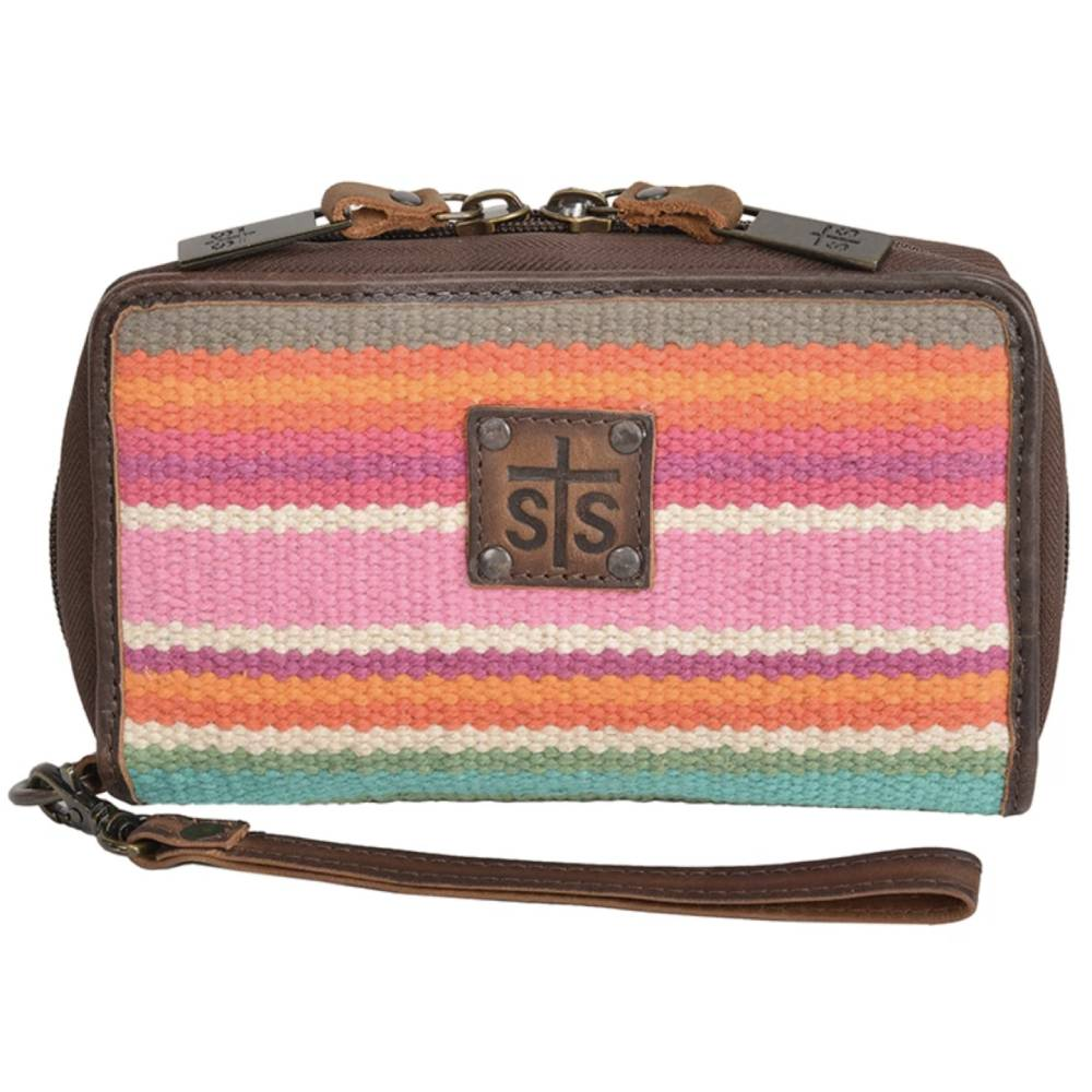 STS Ranchwear Kacy Organizer - Cactus WOMEN - Accessories - Handbags - Wallets STS Ranchwear Teskeys