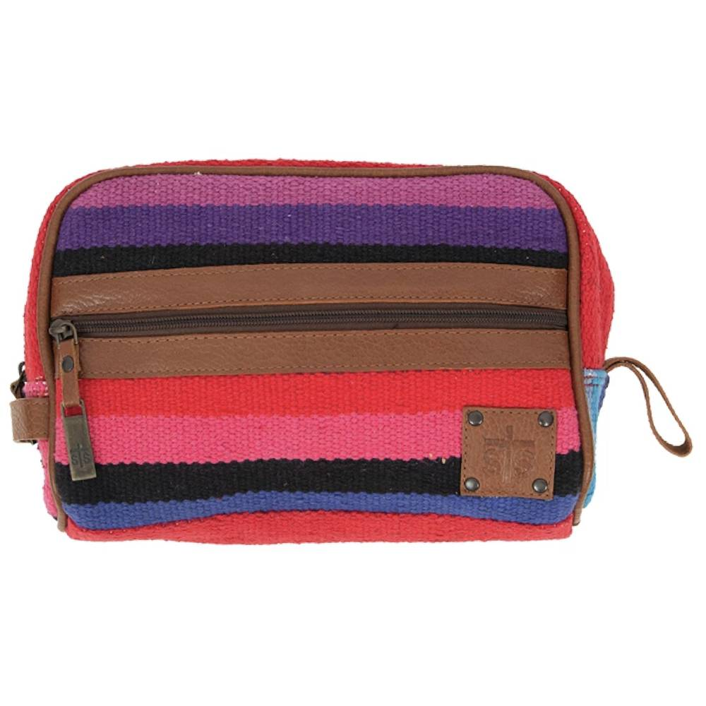 STS Ranchwear Fiesta Serape Shave Kit WOMEN - Accessories - Handbags - Clutches & Pouches STS Ranchwear Teskeys