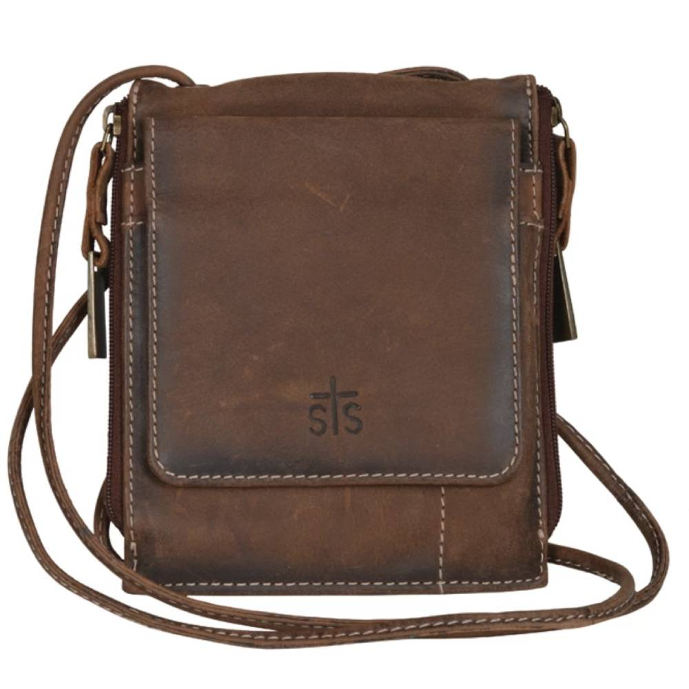 STS Ranchwear Baroness Euro Crossbody WOMEN - Accessories - Handbags - Crossbody bags STS Ranchwear Teskeys
