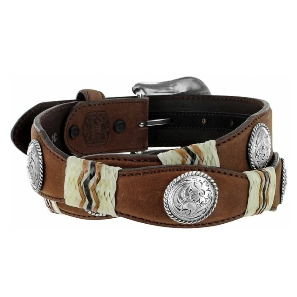 Buckaroo Rawhide Belt MEN - Accessories - Belts & Suspenders LEEGIN CREATIVE LEATHER/BRIGHTON Teskeys