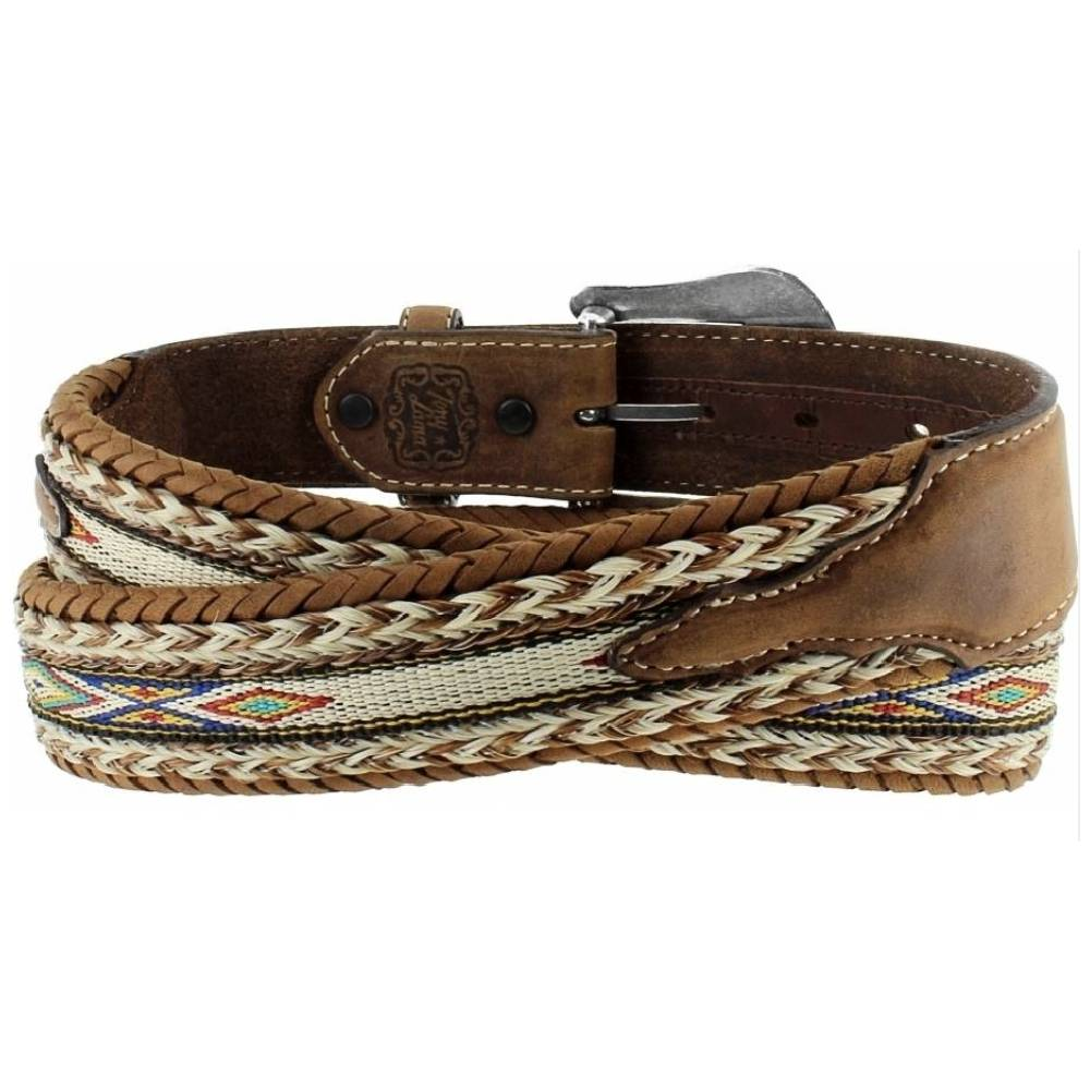 Bandlands Horse Hair Belt MEN - Accessories - Belts & Suspenders LEEGIN CREATIVE LEATHER/BRIGHTON Teskeys