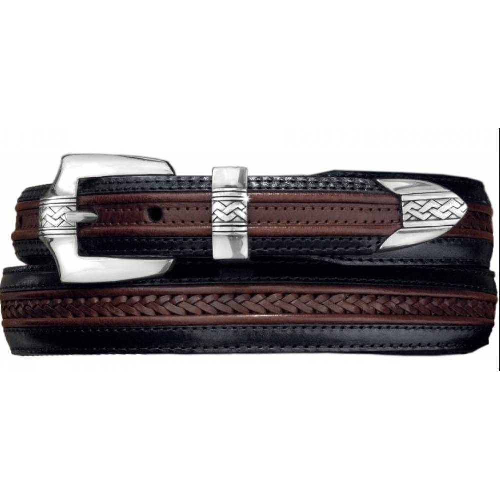 Brighton Pinion Hills Belt MEN - Accessories - Belts & Suspenders LEEGIN CREATIVE LEATHER/BRIGHTON Teskeys