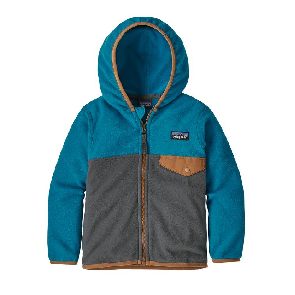 Patagonia Baby Micro D® Snap-T® Fleece Jacket KIDS - Boys - Clothing - Outerwear - Jackets PATAGONIA Teskeys