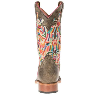 Macie Bean Youth Black Cracktacular Boots KIDS - Girls - Footwear - Boots ANDERSON BEAN BOOT CO. Teskeys