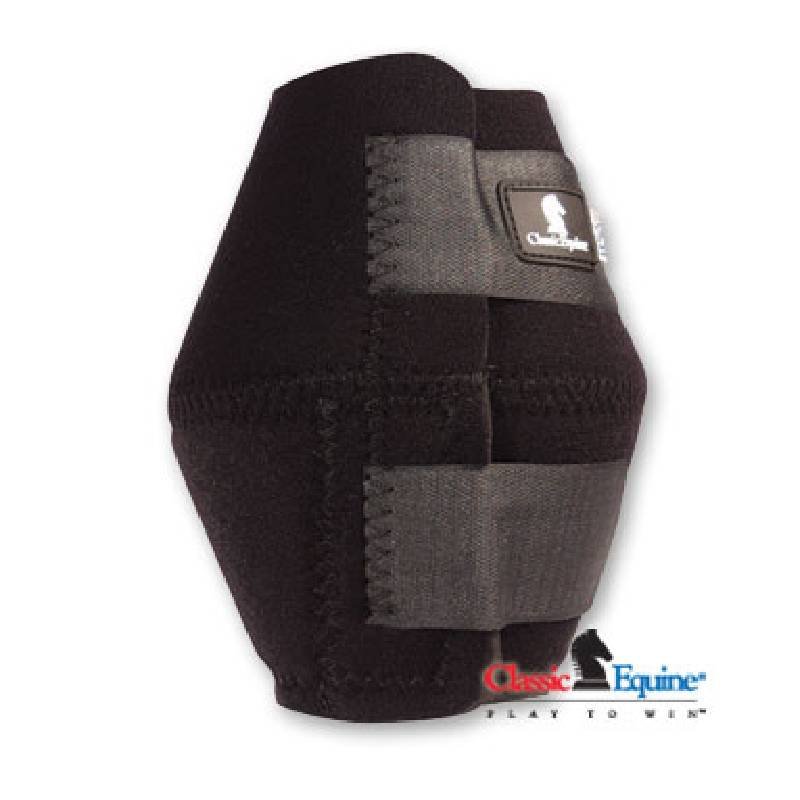 Classic Equine Knee Boot Tack - Leg Protection - Rehab & Travel Classic Equine Teskeys