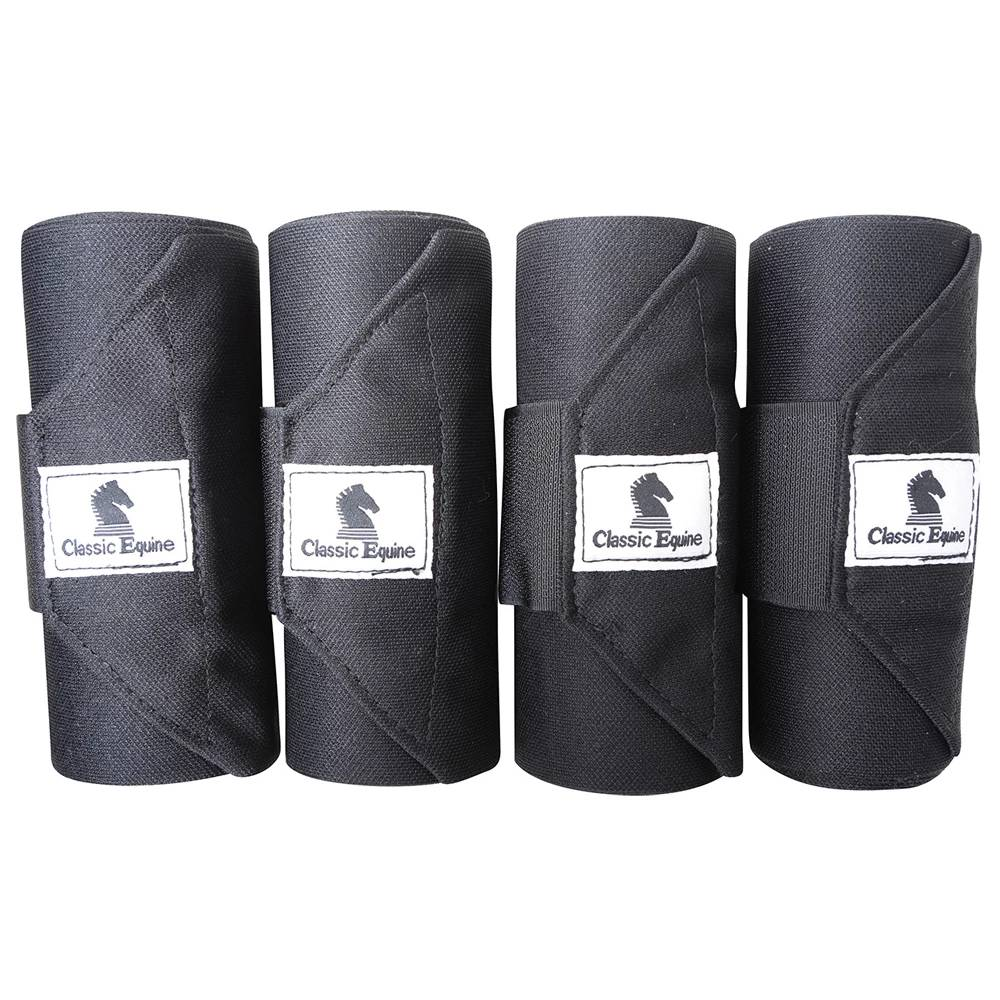 Classic Equine Standing Wrap Bandage Tack - Leg Protection - Rehab & Travel Classic Equine Teskeys